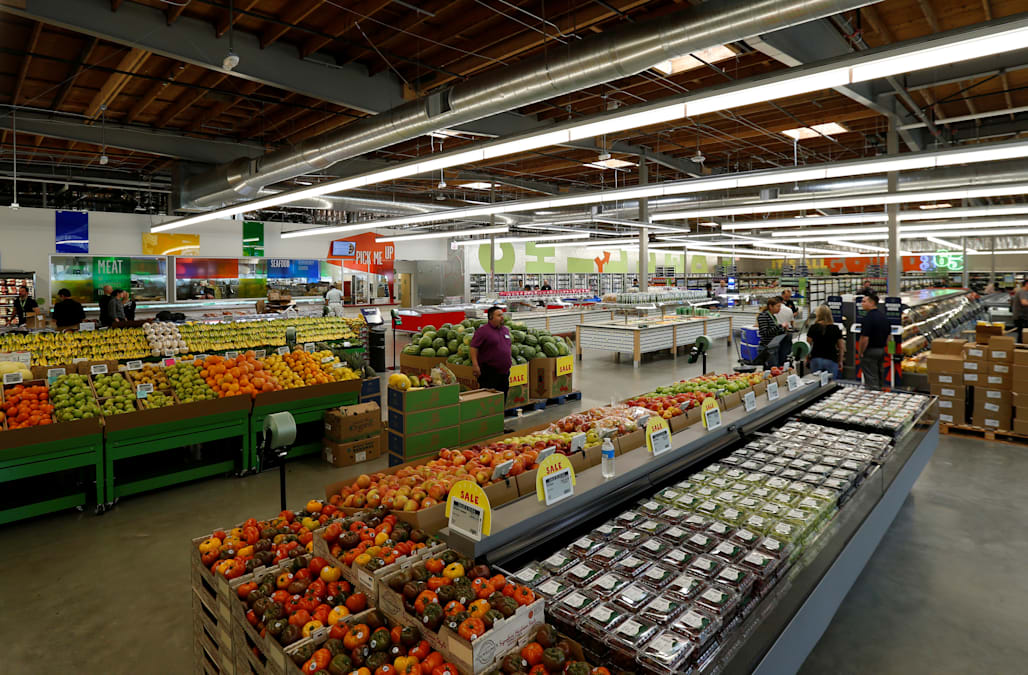 Whole Foods Growth Plans