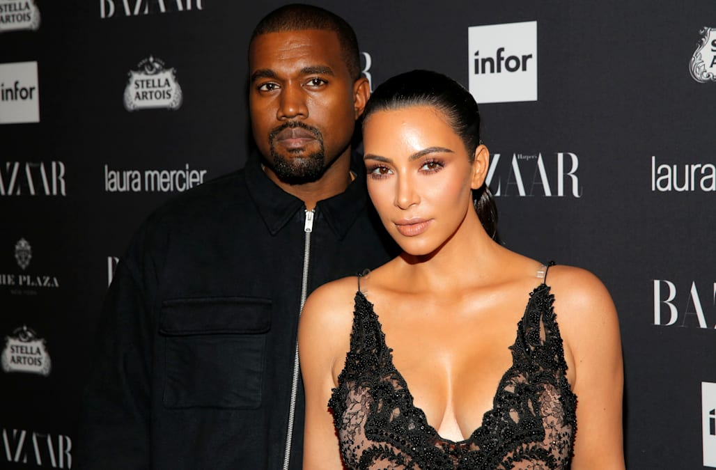 kanye west married to