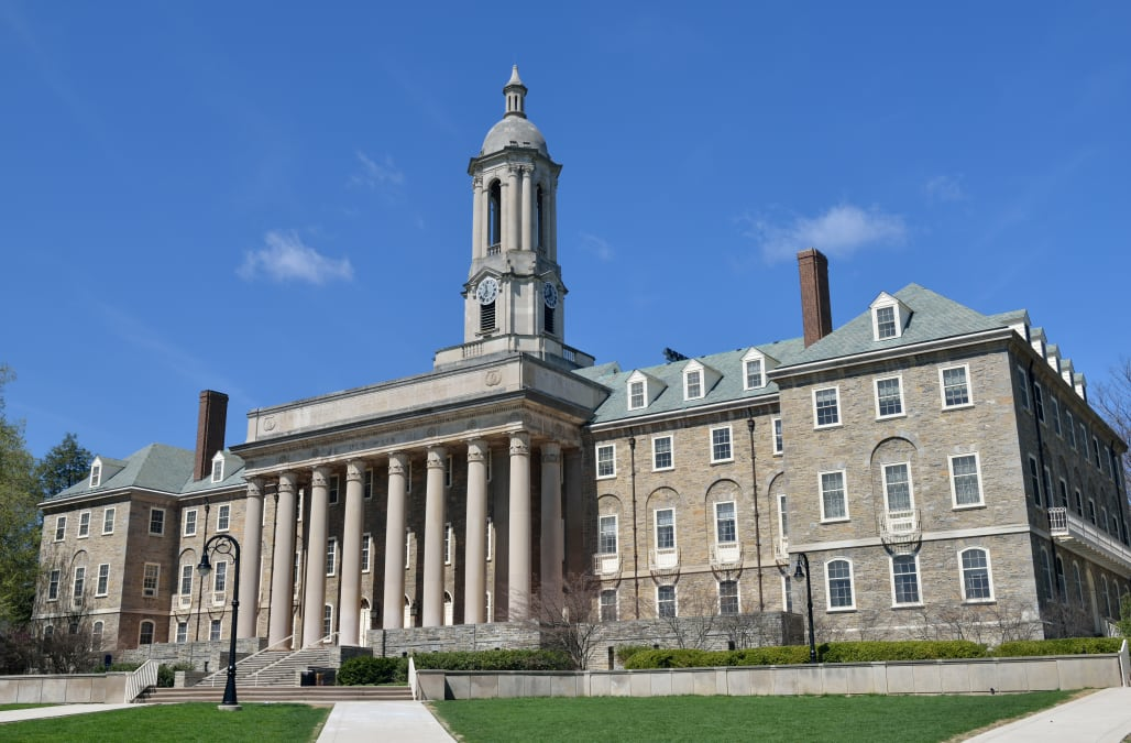 Penn State hazing death: Felony charges dismissed, 14 frat members ...