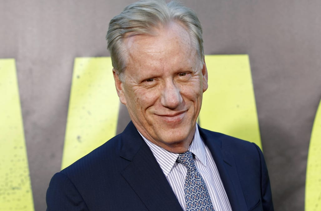 Twitter locks out James Woods over potentially 'misleading ...