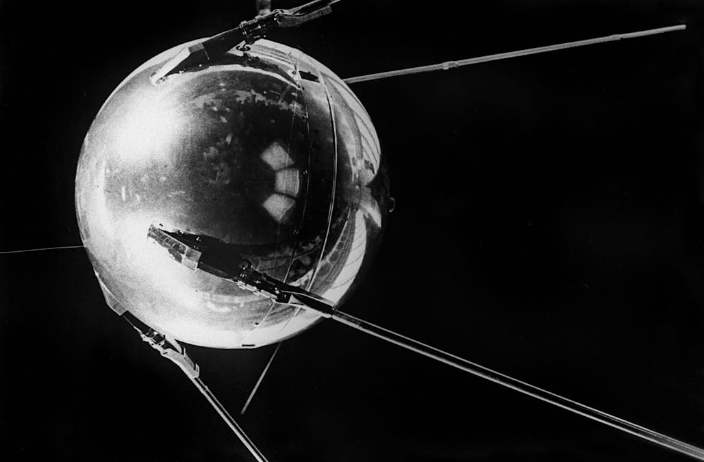 On This Day In History The Soviet Union Launched Sputnik