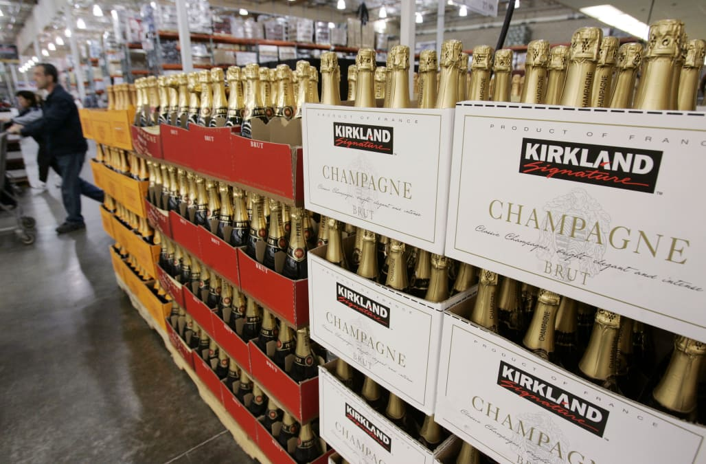 The No  1 seller of Costco-brand products online isn't