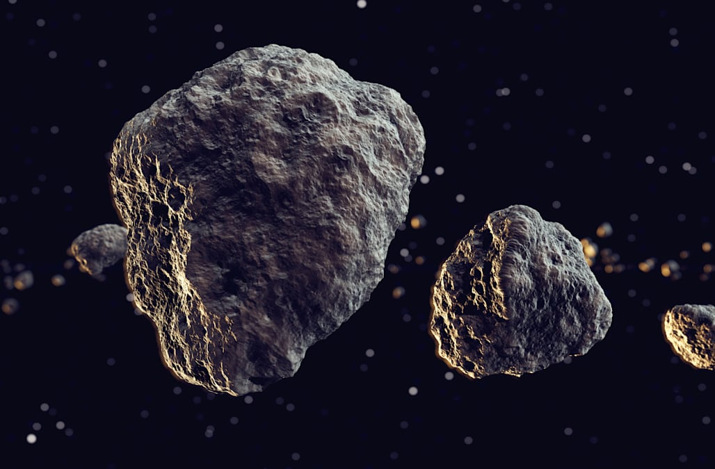 NASA: A large asteroid will pass earth in September - AOL News