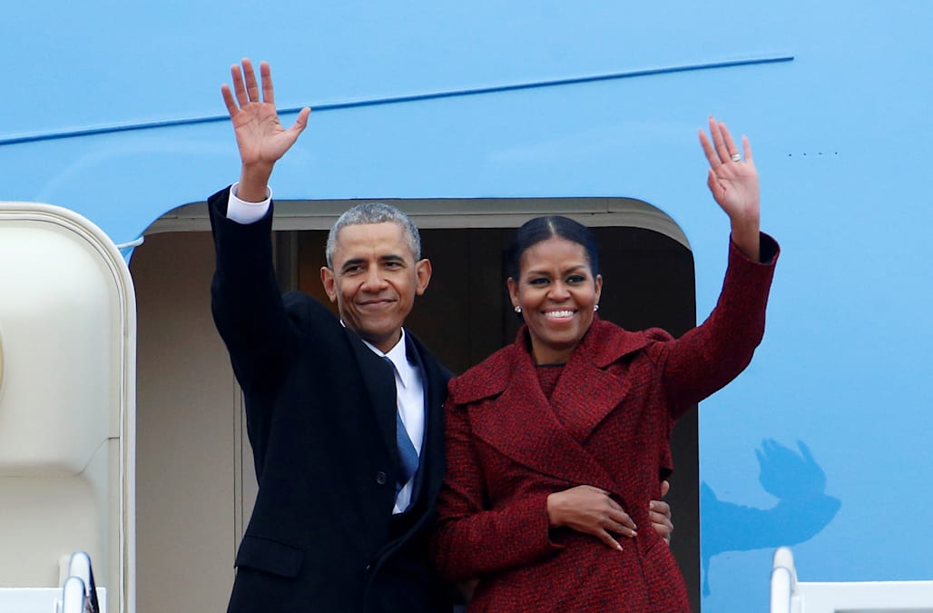 Here's how much money Barack and Michelle Obama are getting