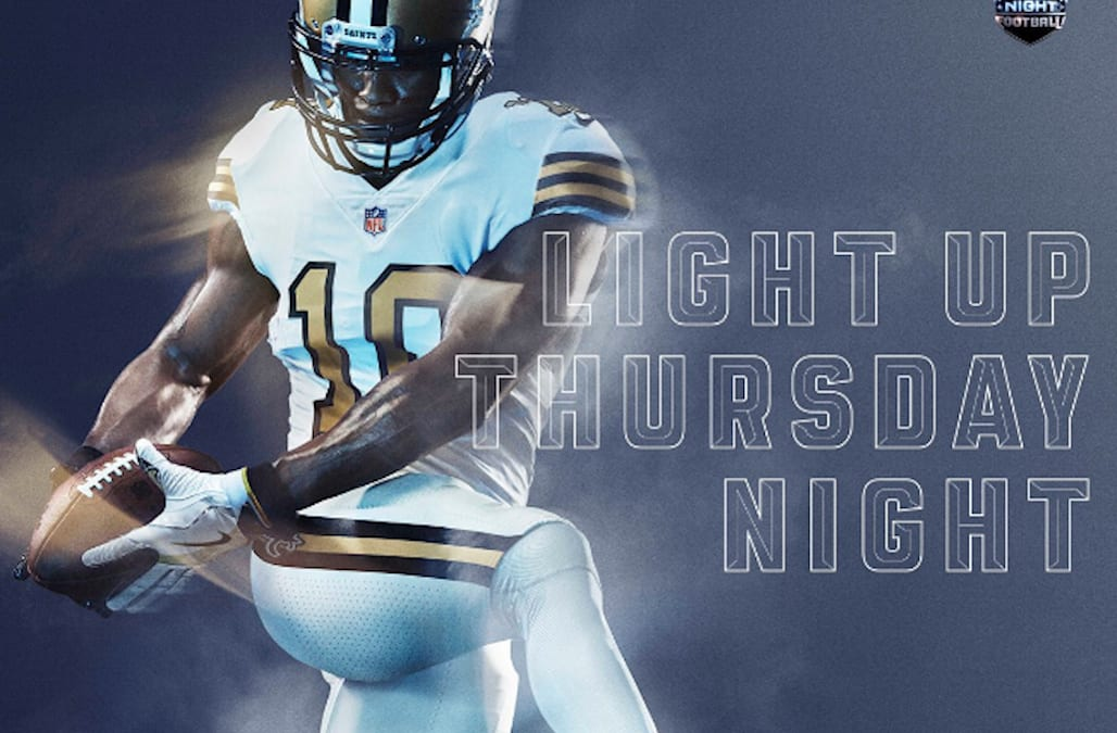 Ranking the NFL s new Color Rush jerseys - AOL News c94be9f47