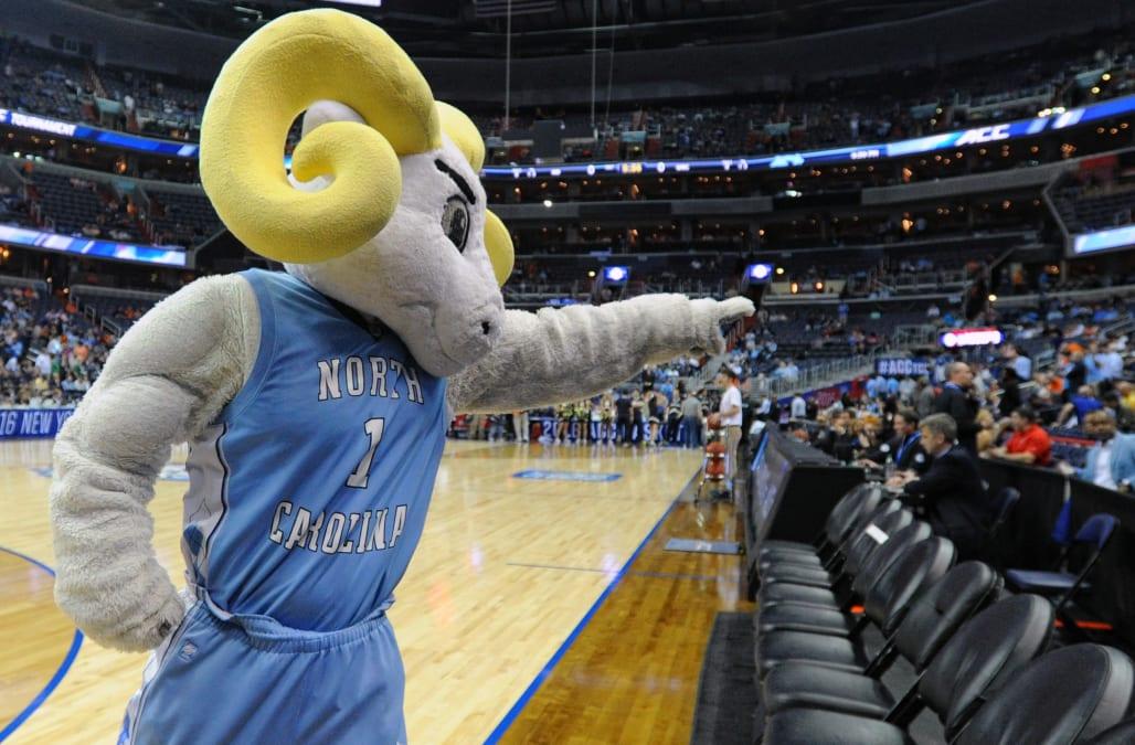 Hasil gambar untuk mascots messing with people