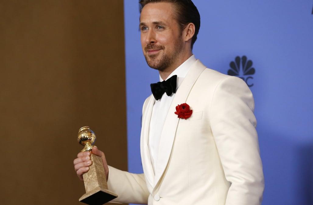Ryan Gosling Has Cringeworthy Reaction To Old Videos
