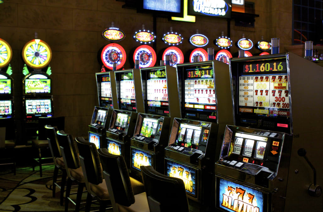 Slot Machine Wins This Week