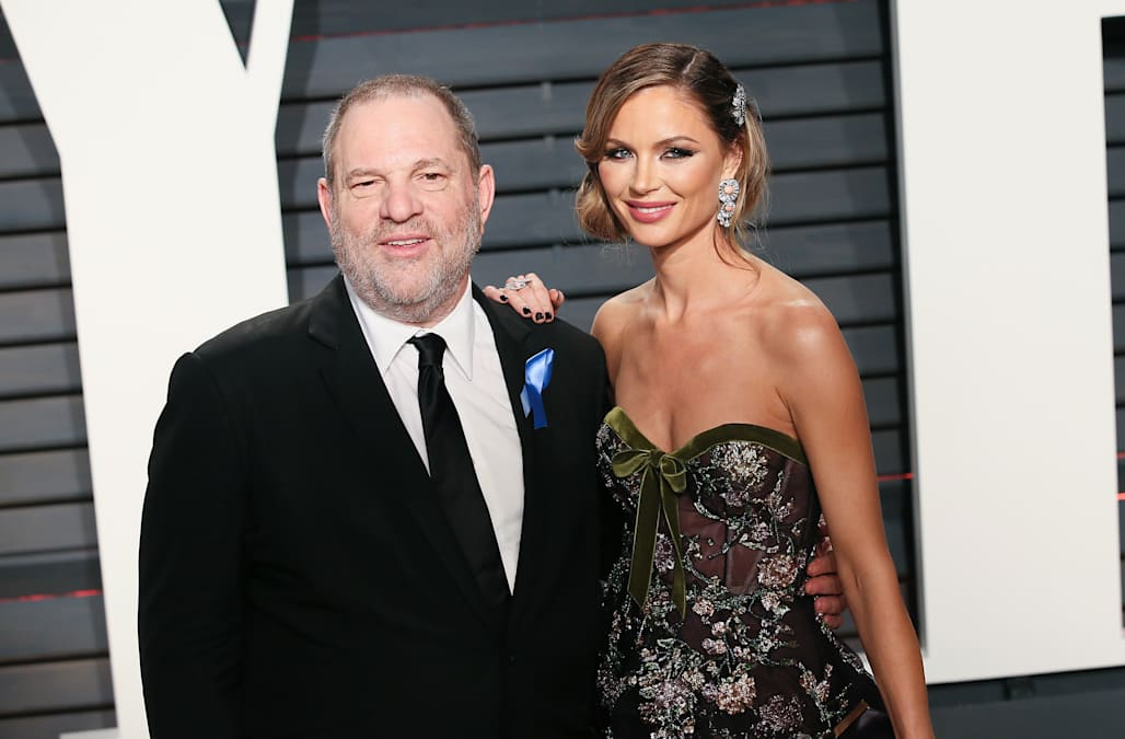 99ed38462e Harvey Weinstein's estranged wife's fashion label took a major hit amid  scandal — now it is trying to launch a comeback