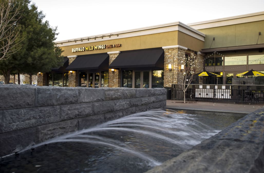 d4d45f6a4a8 Buffalo Wild Wings is testing a new type of store to win back millennials  who are ditching the chain (BWLD)