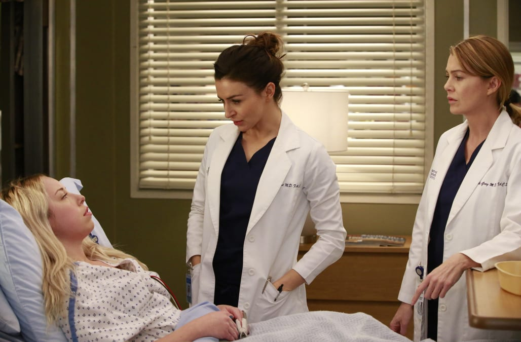 Greys Anatomy Blamed For False Expectations Of Medical Care
