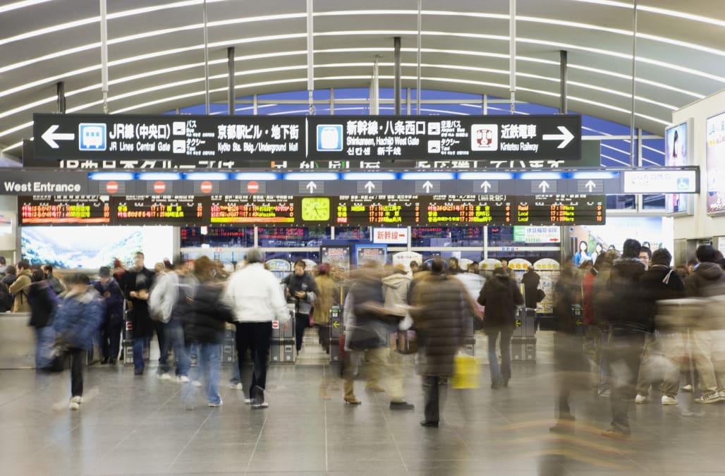 Best Food Narita Terminal