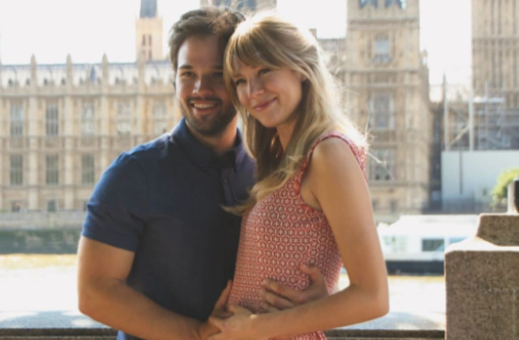 Nathan Kress Wedding.Icarly Star Nathan Kress Is Expecting His First Child With