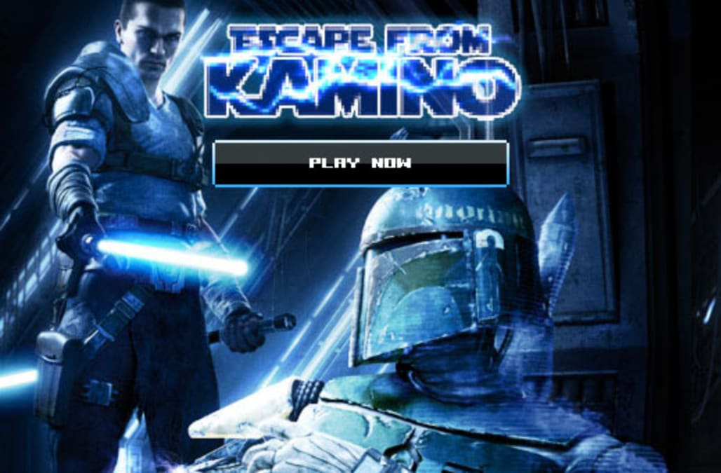 Star Wars brings the Force to Facebook with Escape From Kamino - AOL