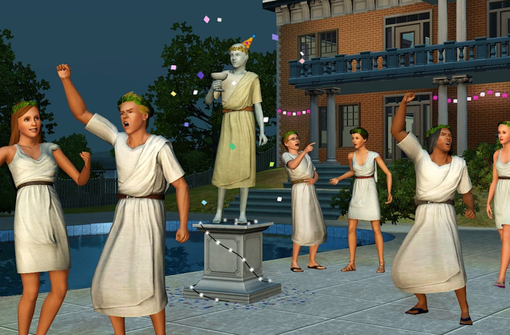 The Sims 3 goes to school, an island, the '70s, expansion crazy in