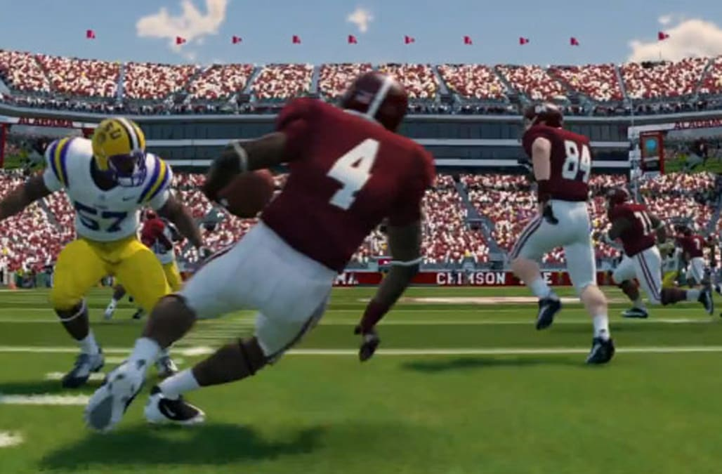Review: NCAA Football 14 runs wild with Infinity Engine 2