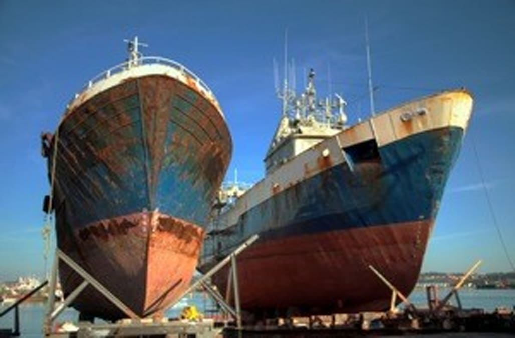Maritime Work: Four Shipyard Jobs That Will Have You on the High