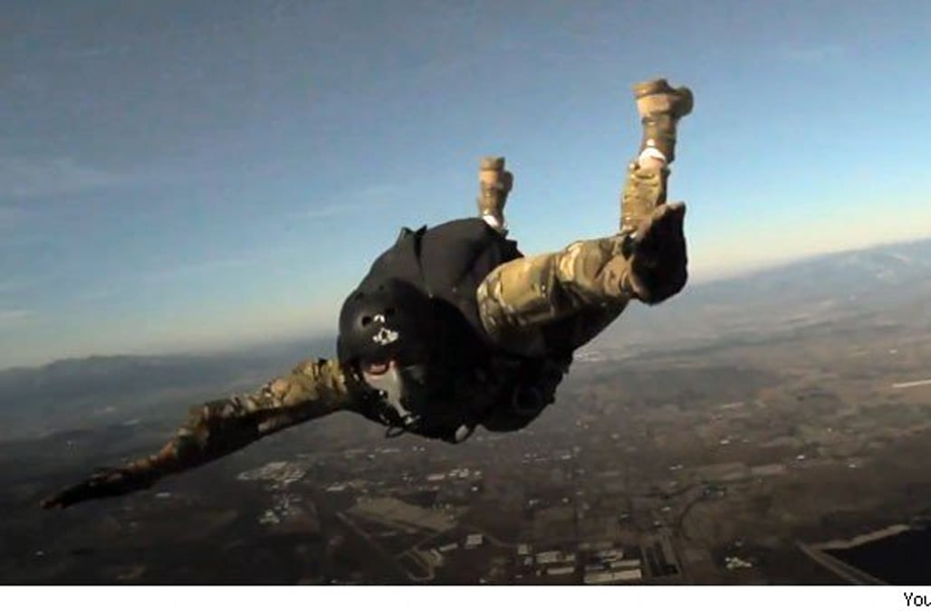 Confessions Of A Professional Skydiver - AOL Finance