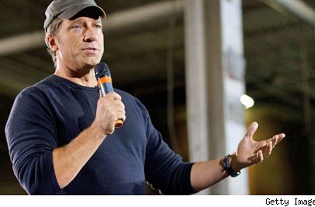 37c1a64122f Life After 'Dirty Jobs': Mike Rowe Busts The Myths About Blue-Collar ...