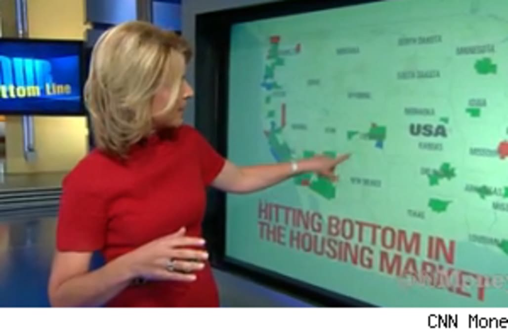 U S  Home Prices Up 2 2% in May - AOL Finance