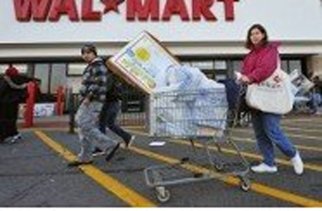 Walmart charged with pricing violations -- again - AOL Finance