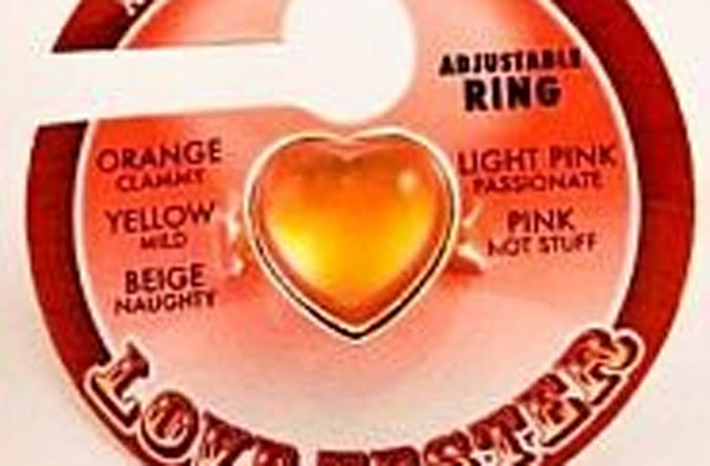 Love Tester' mood rings recalled due to high lead levels
