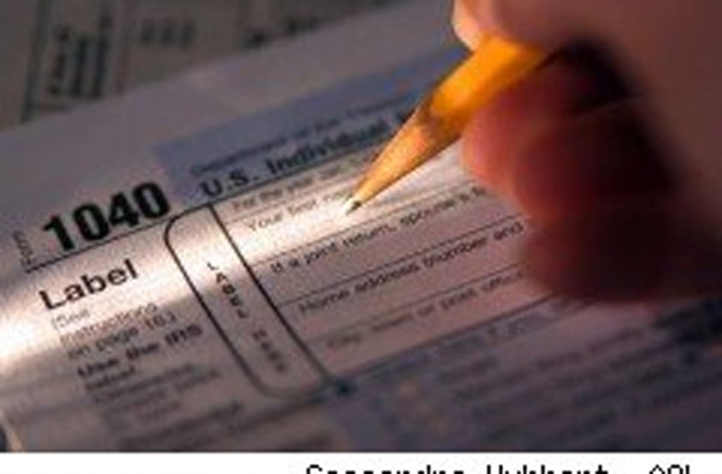 1040 Tax Forms Which One Should You Use AOL Finance
