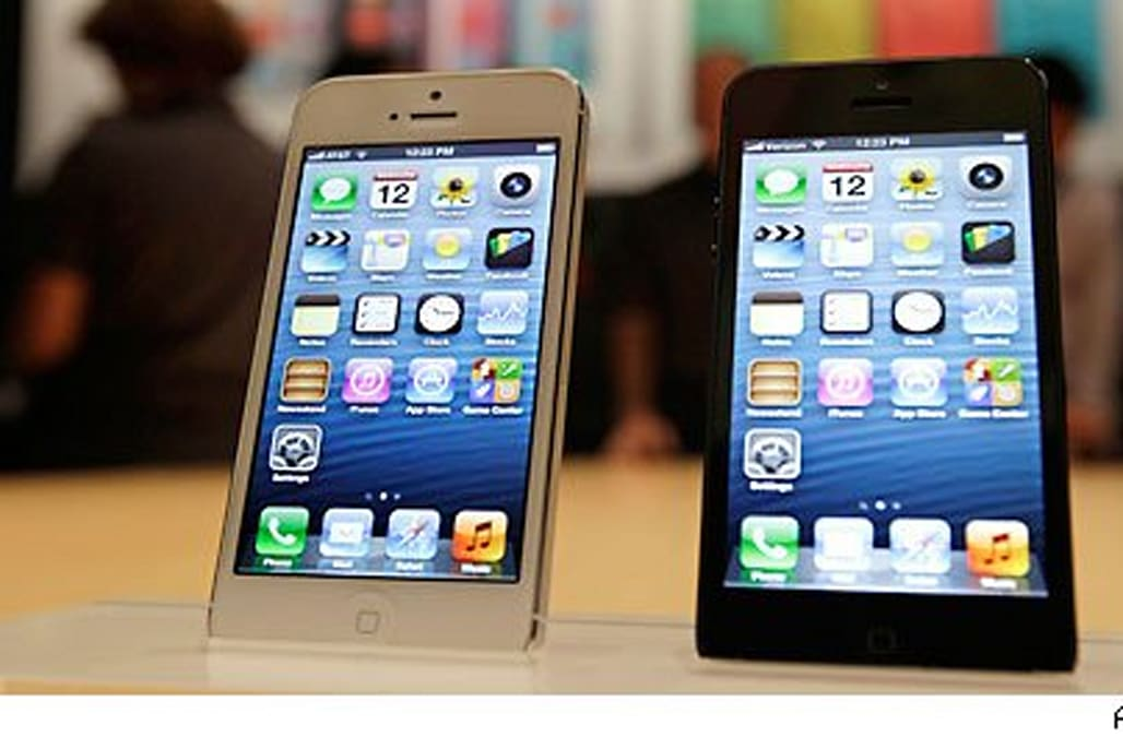 What the iPhone 5 Won't Be: Your Wave-to-Pay Mobile Wallet - AOL Finance