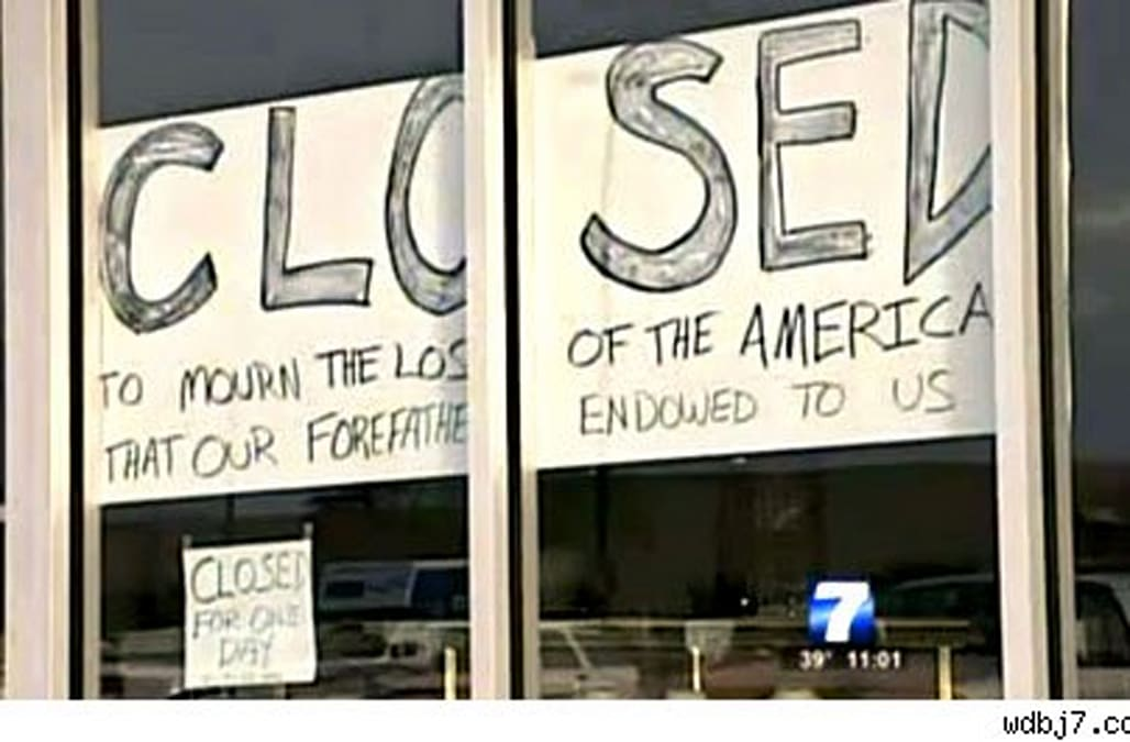 Virginia Jeweler Closes Store for a Day to Mourn Obama's