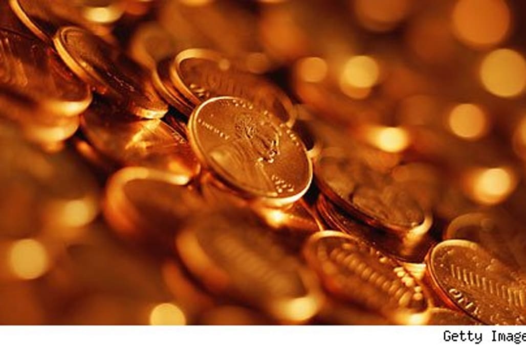 Double Your Money Selling Old Pennies by the Pound - AOL Finance