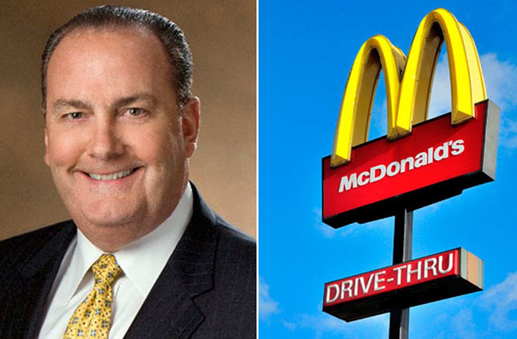 How McDonald's President Could Have Dodged a Low-Wage PR Fiasco