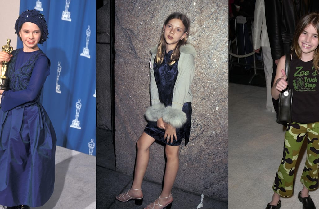 The Child Stars Who Grew Up To Be Fashionistas - AOL Lifestyle