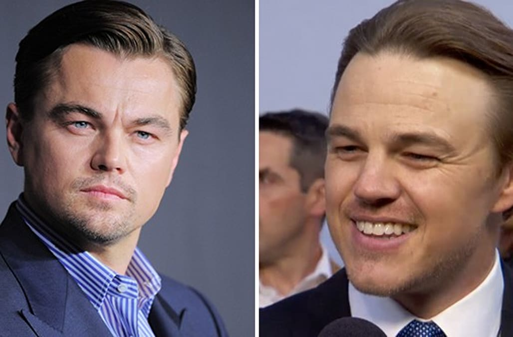 Ben Cornish Vs Leonardo Dicaprio Aol Lifestyle