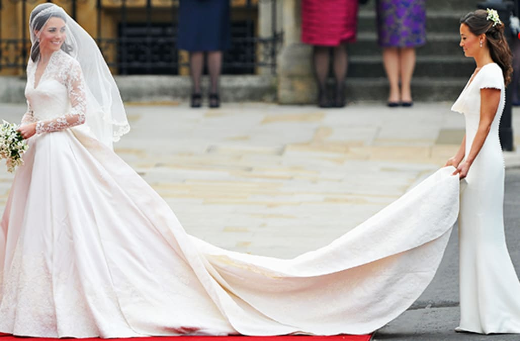 Pippa Middleton Admits Her Royal Wedding Bridesmaid Dress May Have Fit Too Well