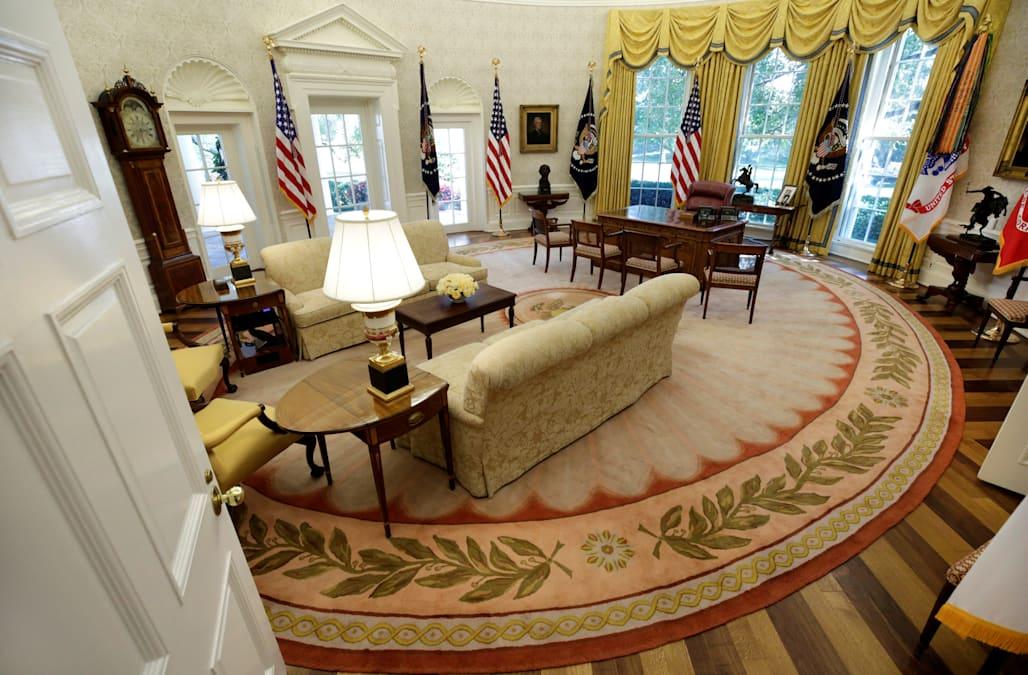 Trump White House Spending Million On New Furniture