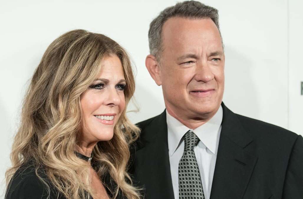 Rita Wilson posts sweet tribute to Tom Hanks on their 29th ...
