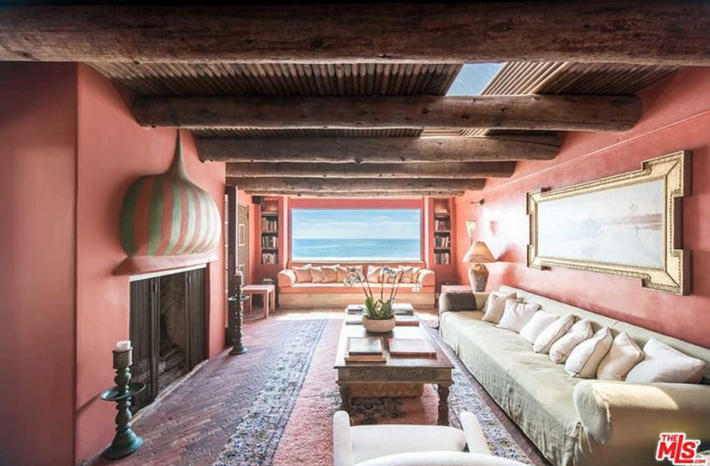 Rent sting 39 s malibu beach house for the summer aol finance for Malibu mansions for rent