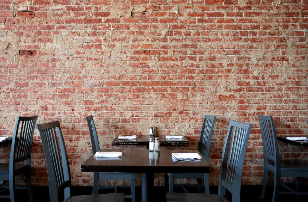 Chains are banking on this new strategy to combat the for Pictures for restaurant walls