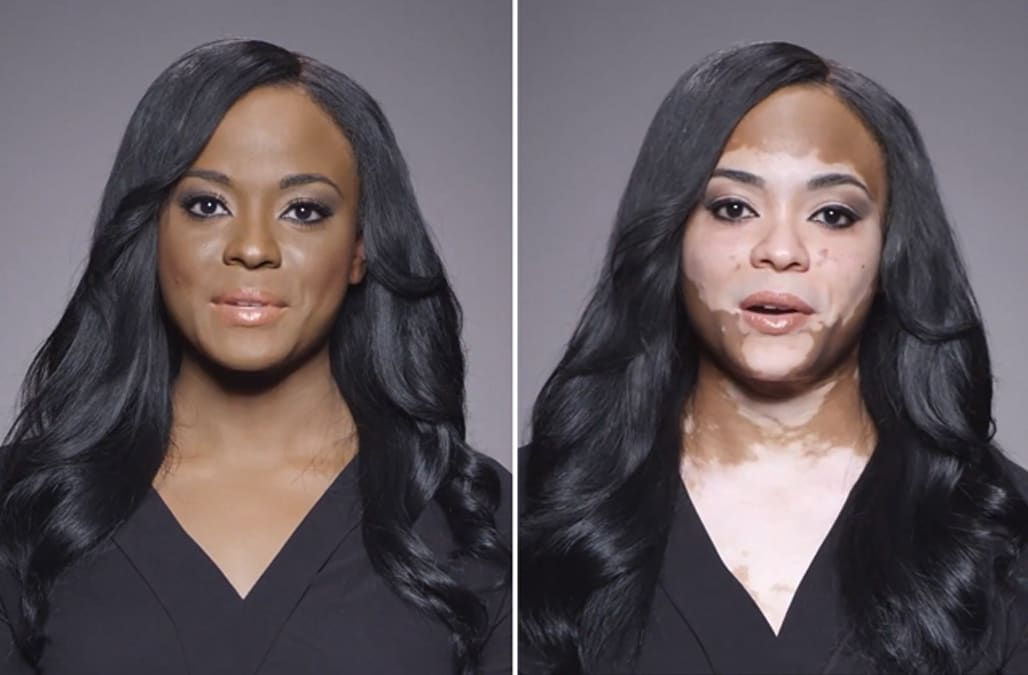 Grab your tissues dermablend 39 s new campaign will make you for Dermablend tattoo cover up video