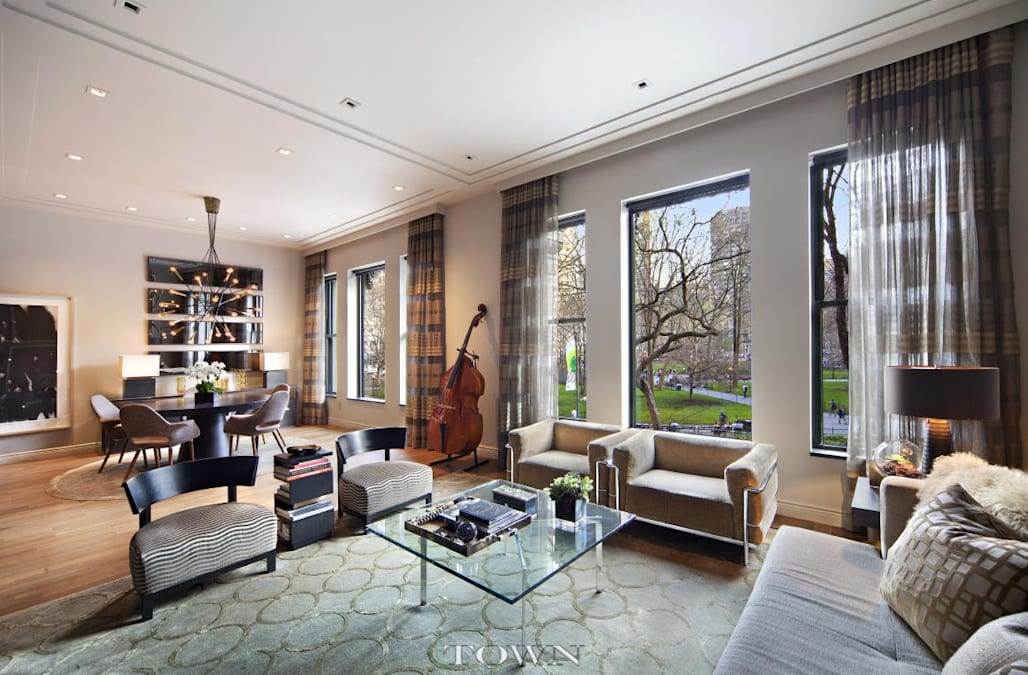 Lester holt lists his stunning manhattan apartment for 6 for Buy apartment in manhattan