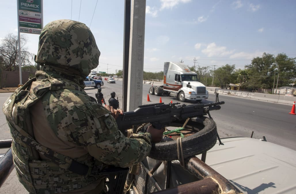 Texas sends 250 National Guard troops to Mexico border ...