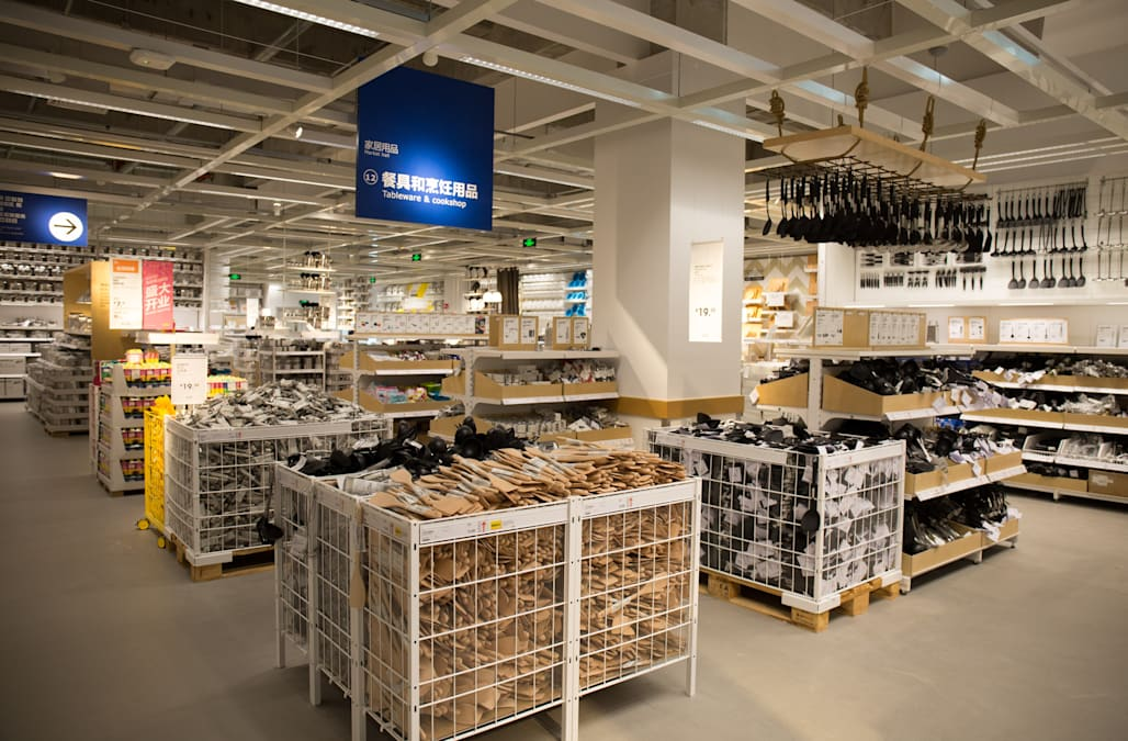 Ikea 39 s best kept secret its affordable sustainable for Ikea financing us 2017