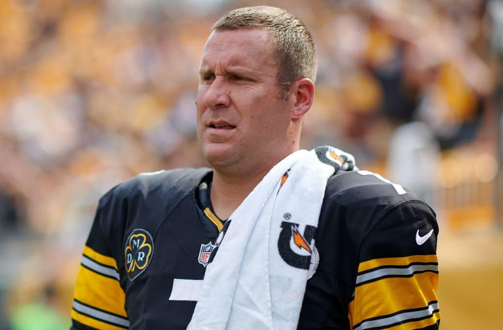 Ben Roethlisberger regrets Steelers boycotting anthem ...