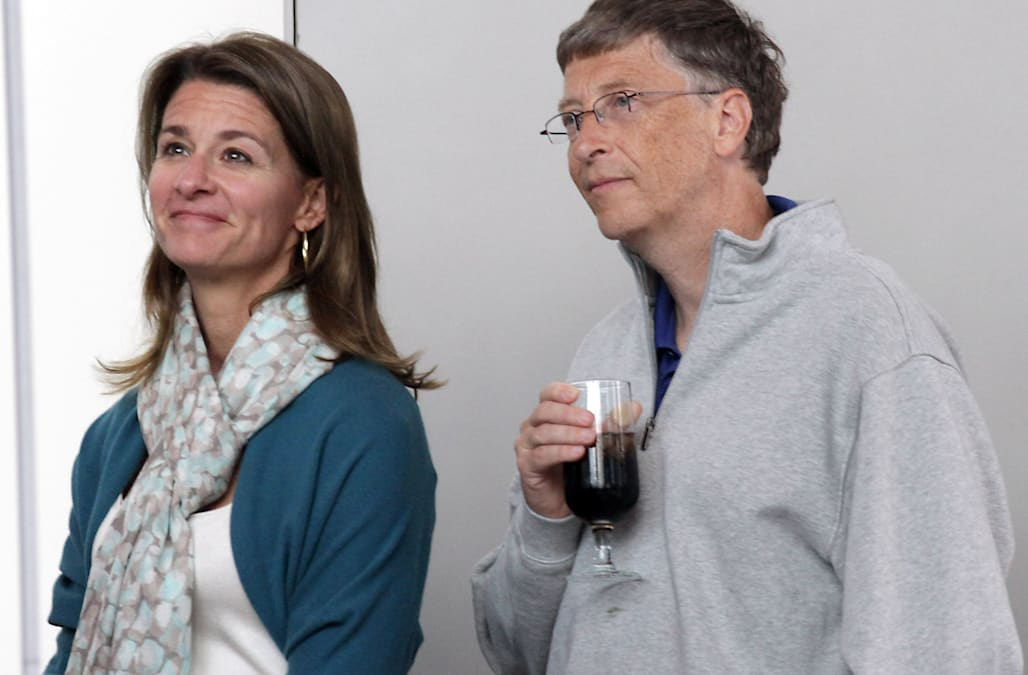 Inside the marriage of Bill and Melinda Gates, who met at ...