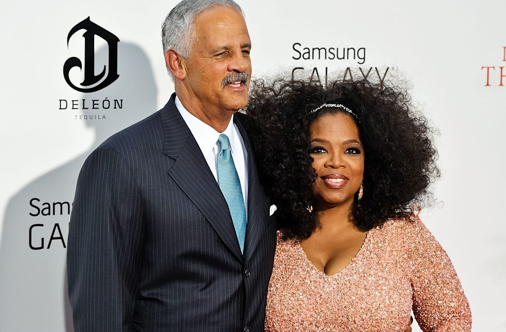 Oprah Responds To Rumors She's Marrying Stedman After