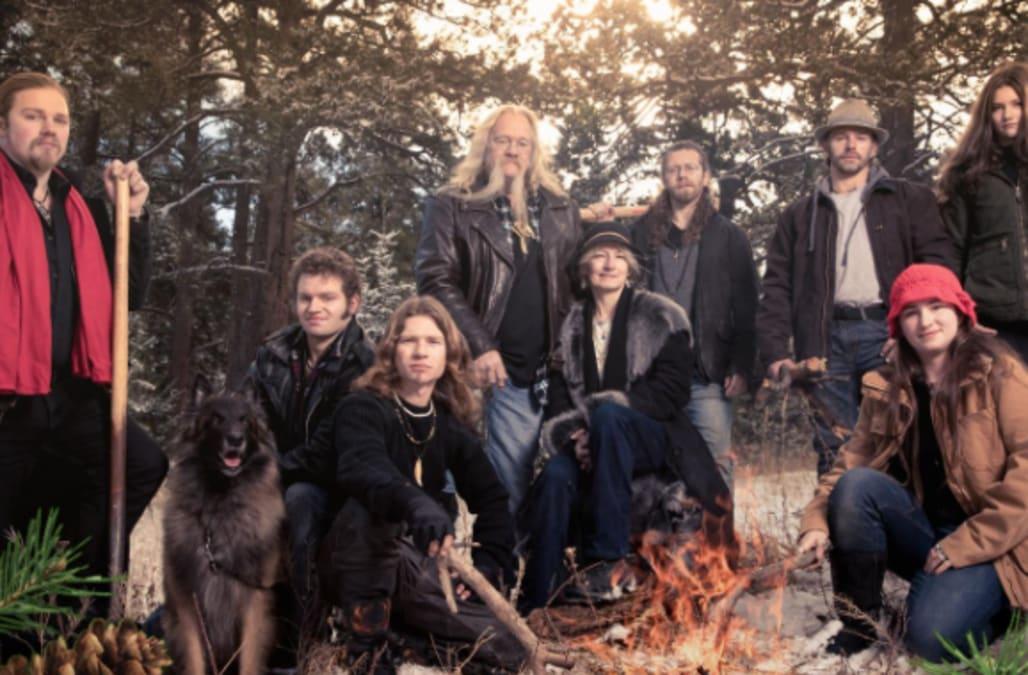 Alaska Bush Family
