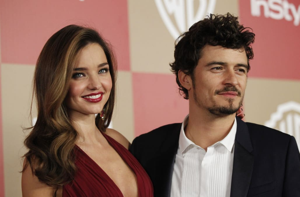 Orlando Bloom Talks Katy Perry, More in Howard Stern Interview
