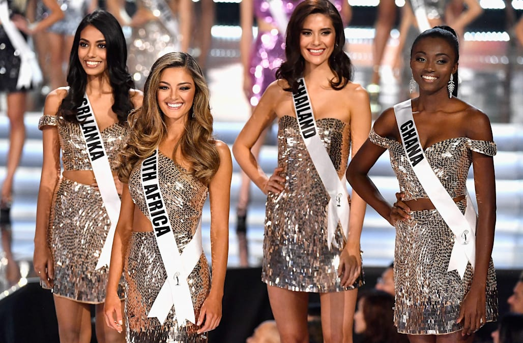 Miss Universe 2017 The Axis >> Miss Universe 2017: Which country snatched the crown from France? - AOL Entertainment