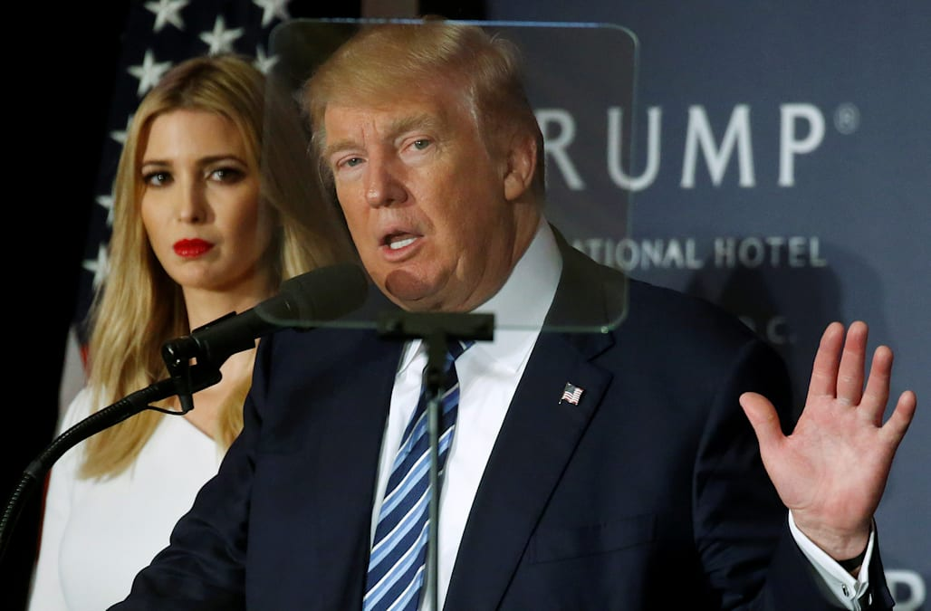 Social media is buzzing over a 10-year-old quote by Ivanka Trump who  reportedly said at the time that she would mace her father, the current  President-elect ...
