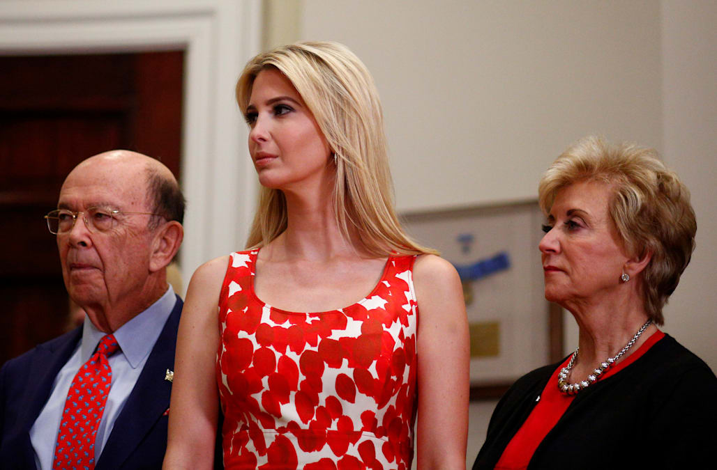 Ivanka Trump ordered to give deposition in lawsuit over shoe designs